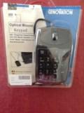 Optical Mouse & Numeric Keypad