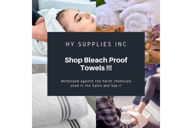Bleach Safe towels (1)