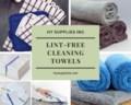 Lint-Free Towels