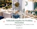 Wedding Tablecloth  (1)