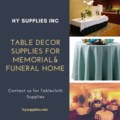 Funeral Home Tablecloth