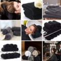 Black salon towels -sale