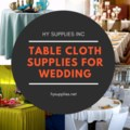 Tablecloth Supplies