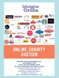 Online Charity Auction