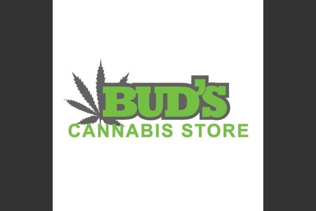 Bud's Cannabis Store Logo Large