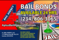 Bail Bonds In Canton Ohio