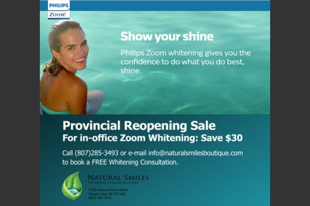 Provincial Reopening Sale