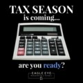 Tax time is coming