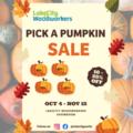 social pick a pumpkin