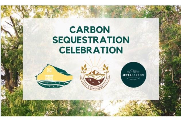 Carbon Sequestration Celebration