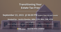 transitioning your estate