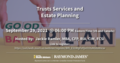 trusts services and estate planning