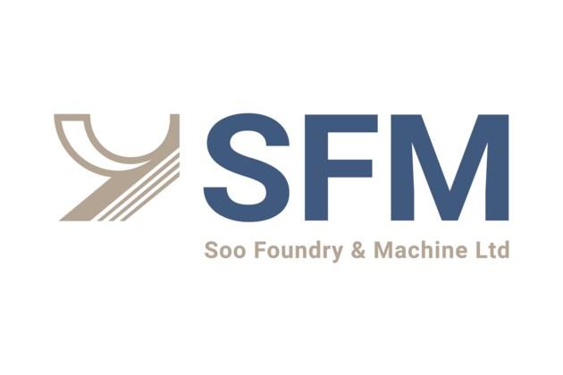 Soo Foundry new logo