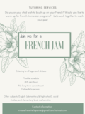 French jam
