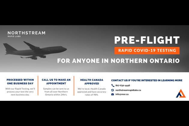 Rapid Labs - Pre-Flight Testing (Ad) 4in x 10in