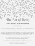 The Art of Reiki- Level 1