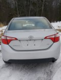 Toyota Corolla 2015 back