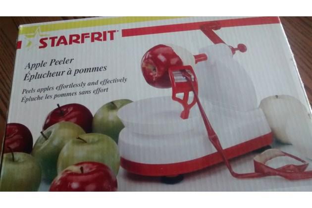 Starfit Apple Peeler