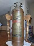 Brass Guardene Fire Extingusher 01