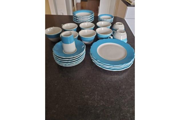 Vintage Plates 1