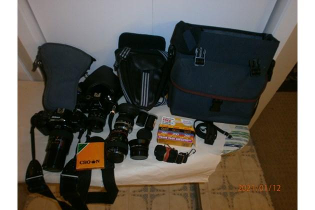 Camera equip