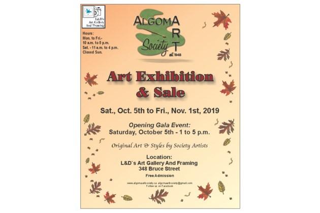 AAS Oct-Art Exhibition at L&D
