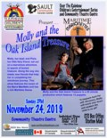 Show 2 Poster Molly and Oak Island