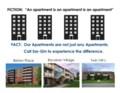 Fact vs fiction apartments
