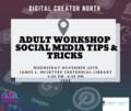 Adult Workshop