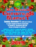CRC Christmas Market Poster