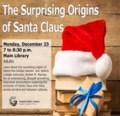 MBA-Adult-Origins of Santa Claus - 2019