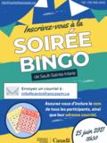 SJ21 Invitation Bingo