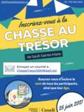 SJ21 Invitation Chasse au trésor