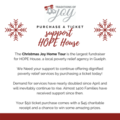 JOY Home Tour Insta Post Buy a Ticket