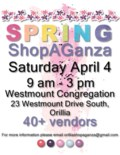 Shopaganza poster
