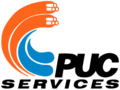 PUC Services Logo - Colour