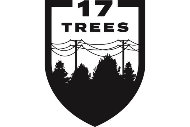 17Trees-black