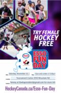 female hockey