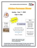 Chicken Parmesan Dinner Poster-1