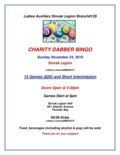 Charity Dabber Bingo November 24 with costs version2-1