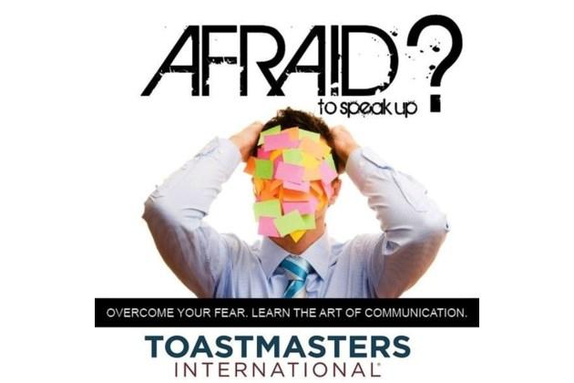 Afraid to speak up