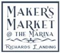 makers market at the marina