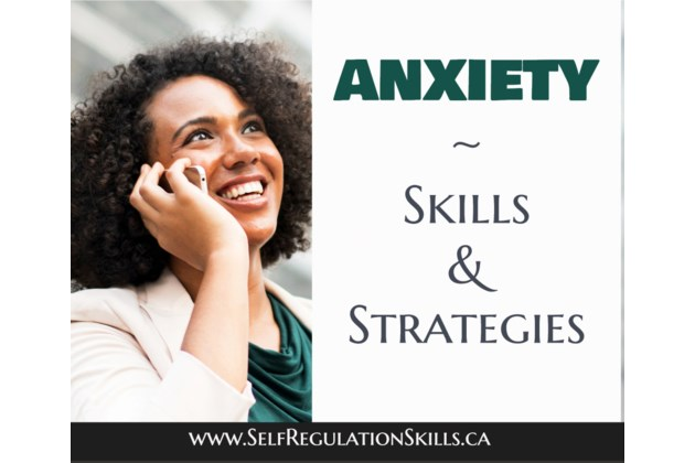Anxiety Skills - poster