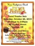 Festival Poster 2019 poster