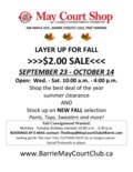 Layer Up For Fall Sale Sept. 23-Oct.14 JPEG