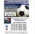 2020 Soccer Registraion Info