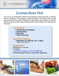 Connections First Sept 28