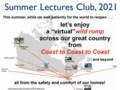 summerlecturesclub 2021 graphic