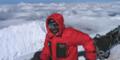 Allan on mountain