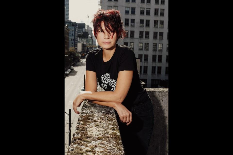Filmmaker Liz Marshall.